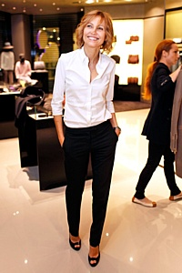 � ������ ������ ��������� (����� �� �����) ������ ���� Vogue Fashion's Night Out