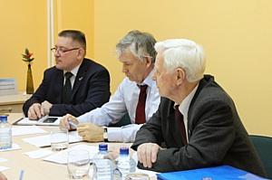 Директор Центра ОНФ «Народная экспертиза» Николай Николаев встретился с активистами из Татарстана