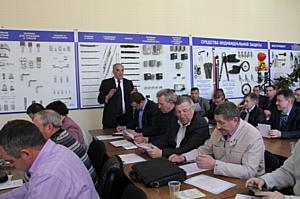 Начальники РЭС Брянскэнерго повышают уровень профессиональной подготовки
