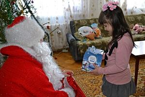 «Нестле Кубань» исполняет новогодние желания