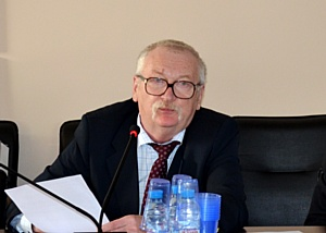 Михаил Воловик: прорыв в разработке профстандартов