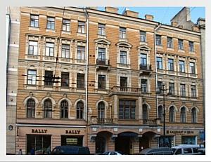 Новый офис недвижимости в центре Петербурга от компания «Арбуз Недвижимость»