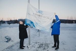 Региональный бренд компании «Балтика» стал генеральным спонсором ЧМ по хоккею с мячом 2015