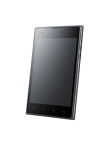 LG представит на выставке MWC-2012 уникальный 5-дюймовый смартфон