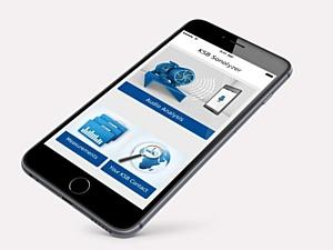 Бесплатное мобильное приложение Sonolyzer от KSB для быстрого анализа работы любых насосов
