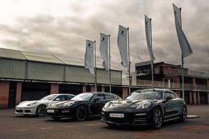 Тест-драйв легендарного Porsche Panamera при поддержке коммуникационного агентства «Полезные связи»