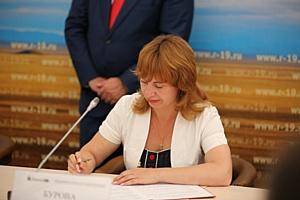 Хакасия договорилась о сотрудничестве с Крымом в сфере культуры и туризма