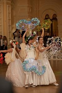 15 февраля в бальном зале Торгового Дома «ГУМ» прошел «Главный Сретенский бал — 2015»