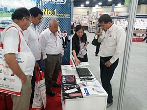 Новинки Huntkey на выставке China Sourcing Fair в Майами