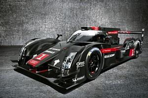 �������� Oris ��������� ���������� ���������� � �������� Audi Sport