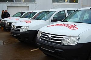 «Махеевъ» подарил шесть автомобилей своим покупателям