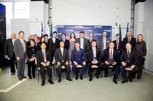 День машиностроителей Тайваня в России в ЦТМ ГК Финвал