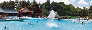 Лечебная гимнастика, аква-фитнес, СПА и отдых в термальном комплексе Taunus Therme.