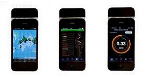 Представлен первый Apple-совместимый дозиметр-радиометр «ДО-РА»