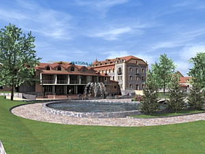 Heliopark Group подписал договор на управление отелем в Украине на 20 лет.