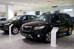 Авилон продал 1000-й автомобиль Hyundai