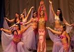 Восточные танцы в клубе «Амелия» г. Иркутск
