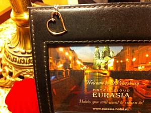 «Группа Отелей Евразия» г. Санкт-Петербург поздравляет с 8 марта и радует своих гостей!
