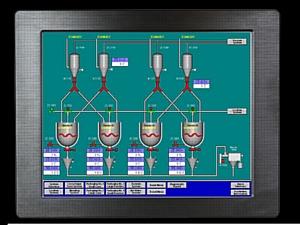 Промышленные компьютеры IFC для реализации системы MES