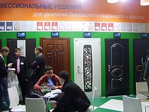 Репортаж «по следам» строительной выставки МосБилд 2012.