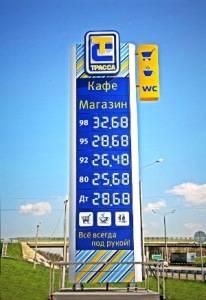 Причин для «бензиновой паники» нет