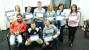 Сотрудники компании «Террадек» приняли участие в тренинге по эффективным коммуникациям с клиентами