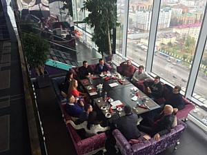Деловой завтрак от Клувера стал откровением для казанских страховых брокеров и агентов