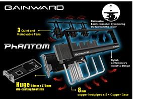 Gainward GeForce GTX 770 Phantom Golden Sample� � ������ ��� ������� ������������������