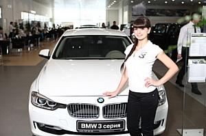 BMW 3 серии открывает весенний сезон