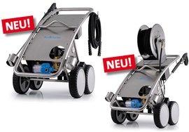 Оборудование для мойки новой серии L фирмы Kranzle (Германия)