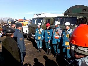 Спасательные службы филиала ОАО «МРСК Центра» - «Орелэнерго» признаны лучшими