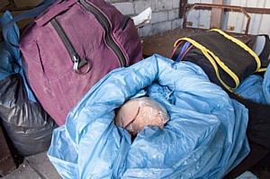 Украинка пыталась провезти через таможню 390 кг мяса