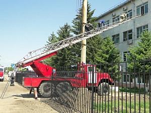 Командно-штабные учения прошли в филиале ОАО «ДРСК» «Электрические сети ЕАО»