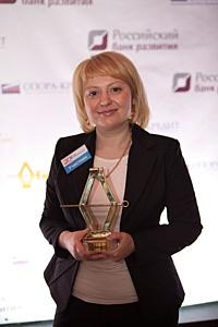 Компания «Технотроникс» получила звание Лучшего проекта в производственной сфере
