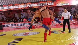 Чемпионат Ставропольского края по полноконтактному рукопашному бою