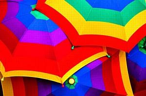 В Киеве состоится Праздник Цветных Зонтов