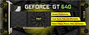 Computex 2012: Palit представляет новые видеокарты GeForce GT 640