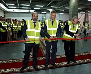В Перми состоялось открытие нового логистического комплекса компании «Хенкель»