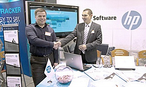 Разработчик БИЗ ON - компания «Типовые решения» - приняла участие в ITMF-2013