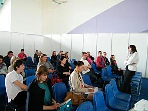 Семинар Перформии в Минске