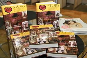 Журнал STORY на 7 Московском международном открытом книжном фестивале!
