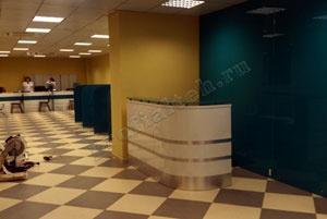 Офисные перегородки высочайшего качества от компании ПрофиАлТех