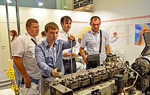 Концерн «Шелл» на выставке СТТ 2014: комплексное предложение для строительного сектора