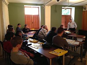 Партнер компании Dе-Point  IT- компания Формоза провела ИТ семинар в городе Псков.