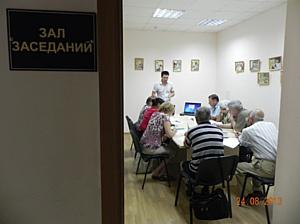 """Астраханские пенсионеры научились """"юзать"""" сеть"""