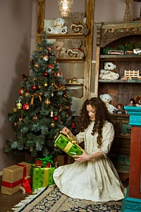 Новогодний спектакль, сотканный из пожеланий родителей и детей