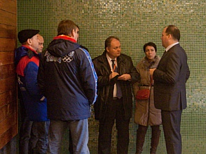 Международный Олимпийский комитет проверил готовность отелей в Сочи