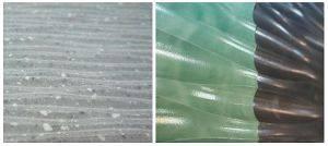 Новинка от LETO: рельефные плиты из бетона