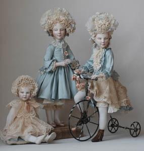 Международная выставка  кукол и мишек Тедди «Время кукол №11»   29 мая - 2 июня 2013 года
