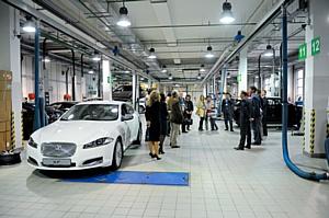 В Jaguar Land Rover Musa Motors Inchcape состоялся Уикенд Большой Охоты